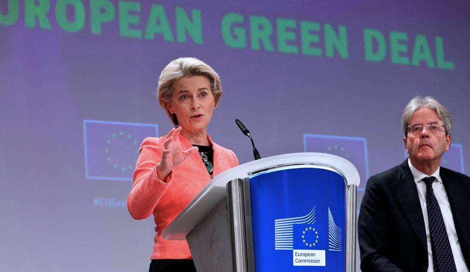 Ursula von der Leyen expose les propositions de loi