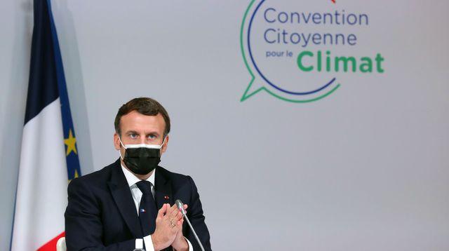 Convention citoyenne pour le climat  réchauffement climatique